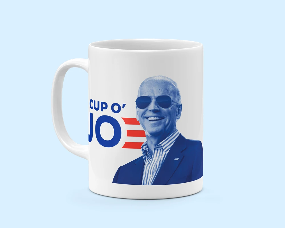 How about a Cup of Joe? (Literally)