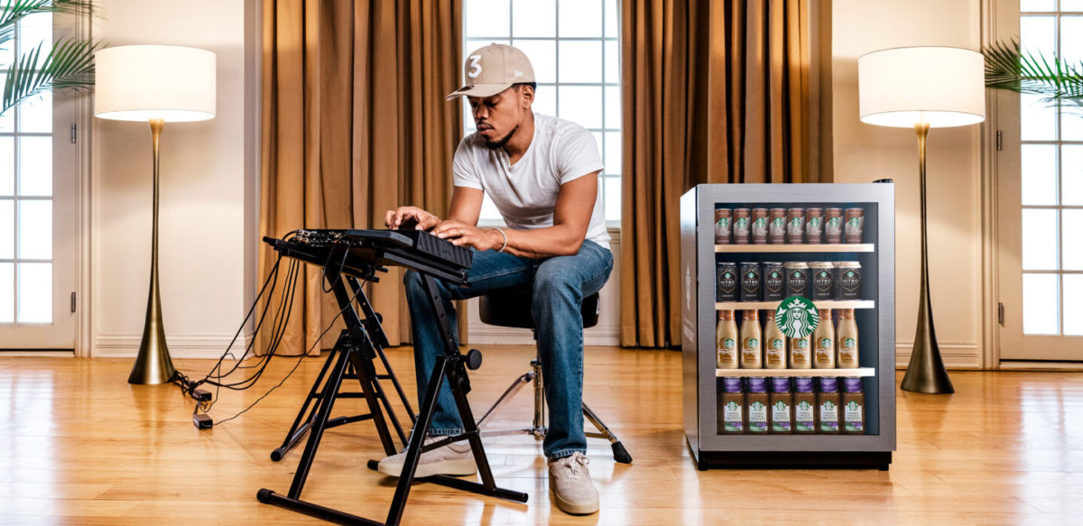 Chance the Rapper and Starbucks: Made Ready interview
