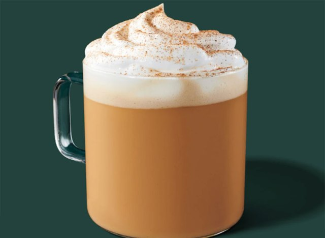 Pumpkin Spice Latte set to debut August 24th this year